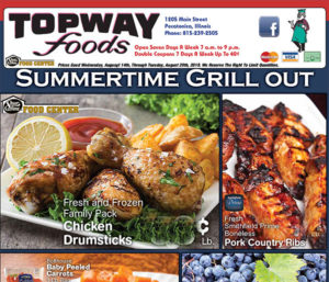 Topway Foods Weekly Ad